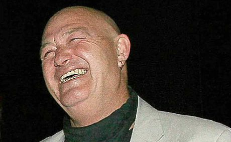 Vince Lovegrove who is believed to have been killed in a car crash on Friday night.