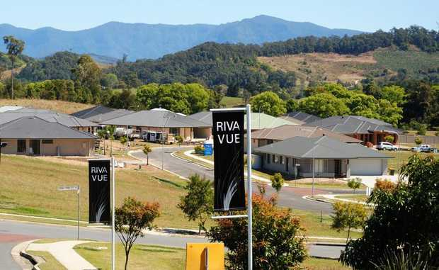 Plans to expand Riva Vue estate in Murwillumbah rely on rezoning permission.