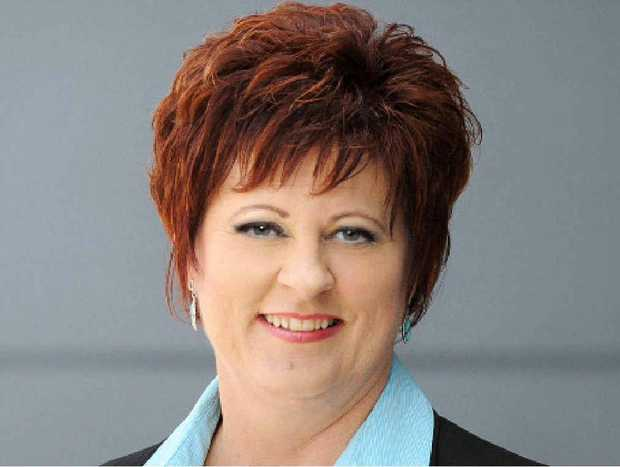 Mackay Regional Council mayoral candidate Deirdre Comerford.