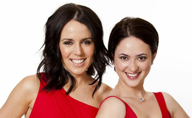 Leigh Sexton and Jennifer Evans are the winners of the third series of My Kitchen Rules.