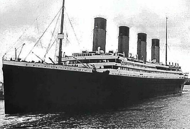 HAUNTING SIGNALS: Historic messages sent from the Titanic will be posted on Twitter to commemorate 100 years since the sinking.