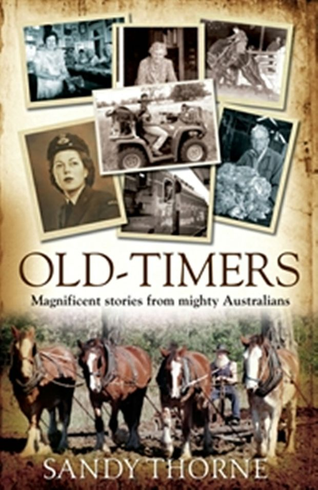 Old-Timers is a highly entertaining compilation.
