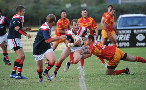 Nambucca Heads won an error filled Group 2 season opening clash against Coffs Harbour.