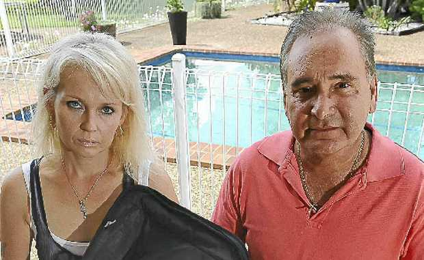 Robert Ephraims and Diana Ambrutiene got back from Fiji in the nick of time and are slowly recovering from their terrifying ordeal.