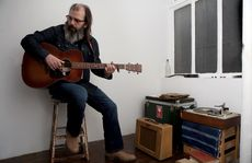 Steve Earle will play at the 2012 Bluesfest music festival at Byron Bay (Tyagarah).