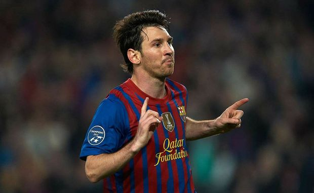 Lionel Messi has been accused of racism by Everton midfielder Royston Drenthe.