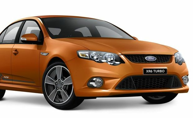 Ford's XR6 is stylish and smart, but its advanced technology makes it safe too.