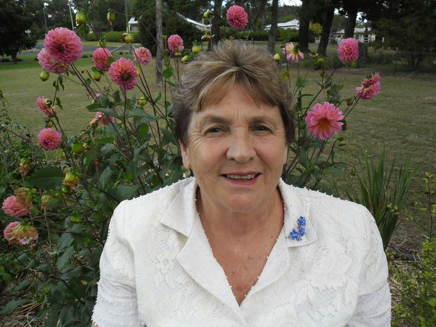 Southern Downs Regional Councillor Denise Ingram.