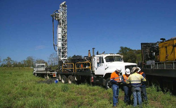 Bandanna Energy conducting operations in the Golden Triangle