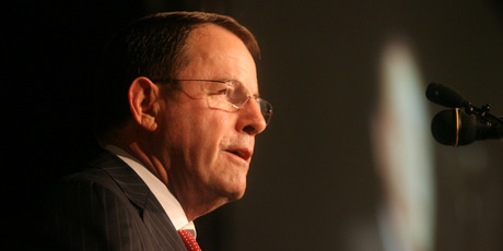 ACT leader John Banks said NZ-bound asylum seekers should be told 'don't bother' if they were intent on coming here without following proper process.