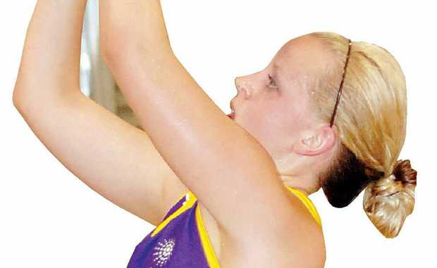 The Whitsunday Sharks, including shooter Sally Jones, are eager to bounce back after round-one losses.