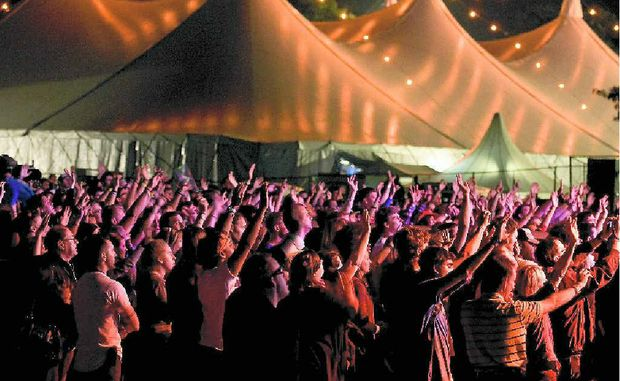 The noise created by crowds and thumping bass at Easterfest has become one of Toowoomba's most debated issues.