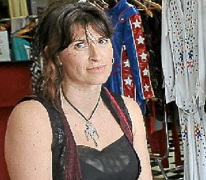 Natasha Thomas. Photo: Brett Wortman / Sunshine Coast Daily