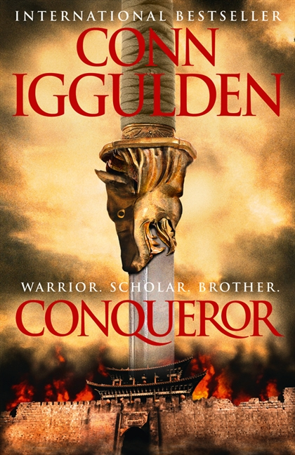 Conqueror is a blockbuster book.