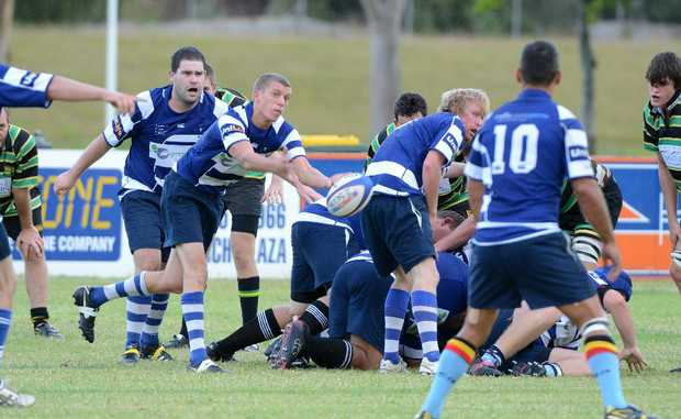 SCU Marlins is celebrating its first win in MNC Rugby's top grade since returning to the competition this year.