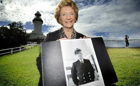 Norma McCabe of Mullumbimby lived at the Byron Bay Lighthouse cottages with her husband John between 1973 and 1980.