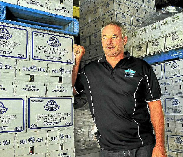 Greg Dinsey of Wimmers in Cooroy is looking for new support.