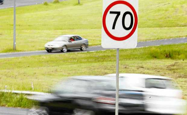 Drivers have been told that it's their responsibility to know if their licence has been suspended and to pay any speeding fines.