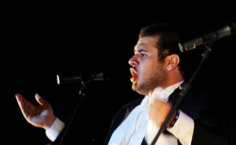 Paul Tabone will give a farewell performance in Mackay.
