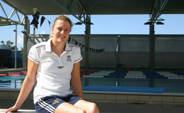 Skennars Head Swimming star Jacqueline Freney.