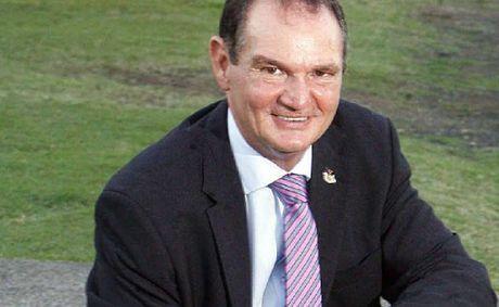 Mayor Paul Pisasale.