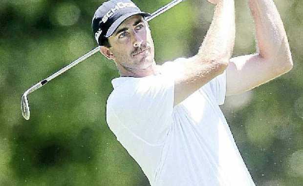 Geoff Ogilvy at the Australian PGA.