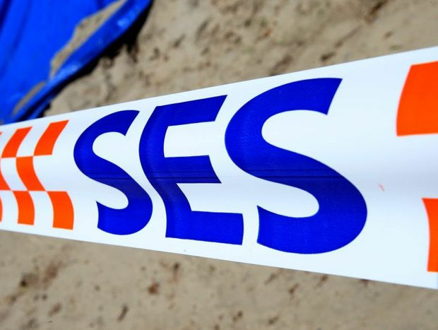 The Stanthorpe SES will have to find out if it will get a grant from the council for building materials.