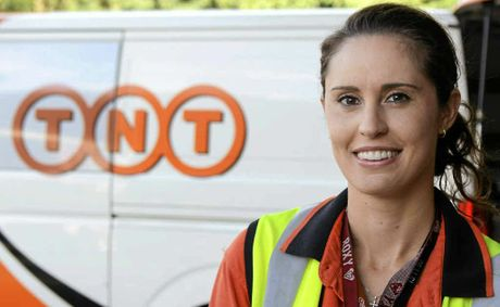 TNT Express has launched new recruitment campaign aimed at doubling its female workforce.