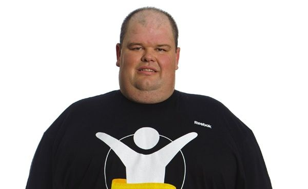 Graham Pilson was eliminated from The Biggest Loser during Fears Week.