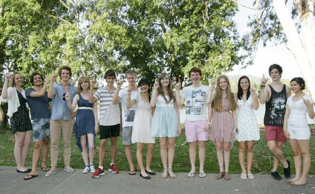 Nineteen RGS students received an OP1 in 2011 including Anna Hoy, Jeremy Day, Nic Belonogoff, Sophie Gregory, Rhys McCormack, Miles Goodwin, Sarah Wong, Sarah Halloran, Roy McCutchan, Elizabeth Lorraway, Paige Barnard, Brent Schutlz and Jane Shaker.