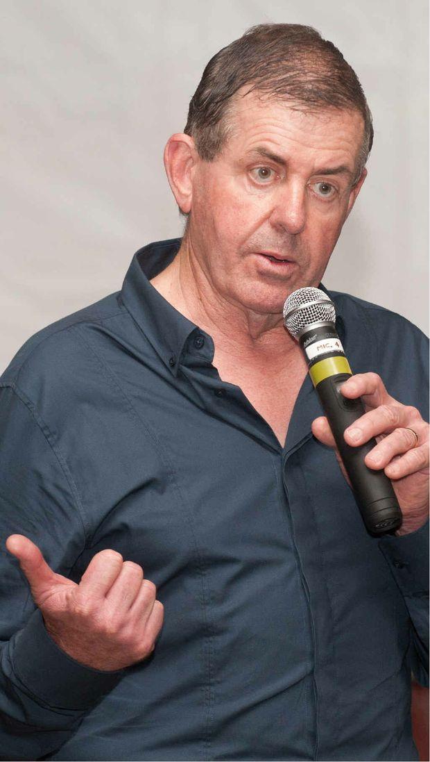 Member for Fisher Peter Slipper.