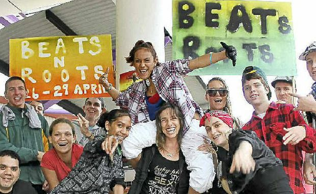 THE Blackrobats team up with the Creative People's Collective to bring a series of free workshops to the Beats n Roots National Hip Hop Summit this week.