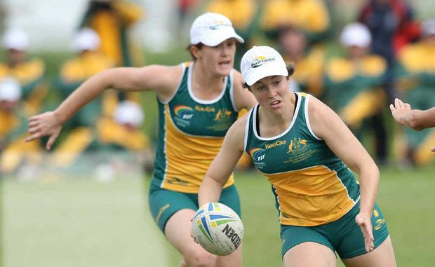 Toowoomba touch player Emilee Cherry will be Australia's vice-captain at the trans-Tasman series in New South Wales this week.