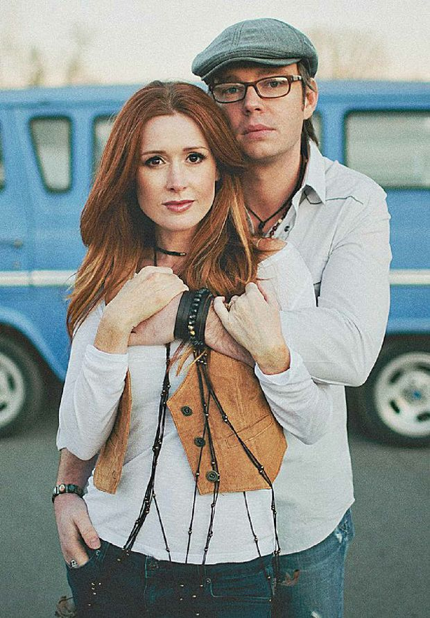 Former Dalby man Mark O'Shea and wife Jay will perform at the 2012 Gympie Muster.