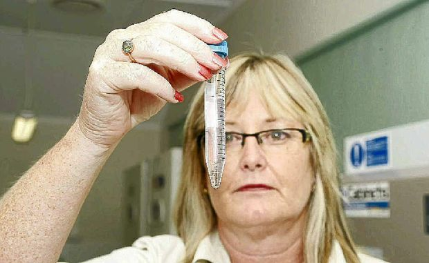 TEST TUBE BABIES: Fertility solutions unit manager Denise Donati in the clinic at Nambour.