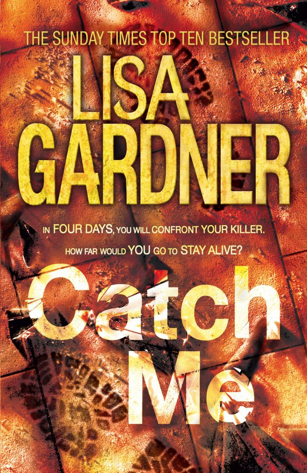 'Catch Me' is a compelling crime story to the very last word.