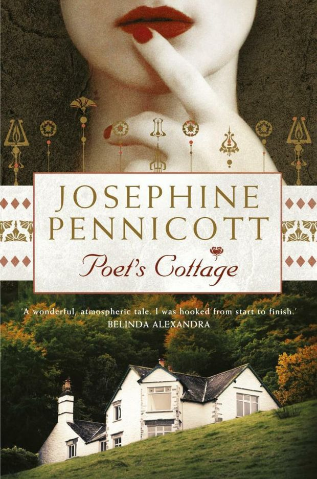 'Poet's Cottage' is an imaginative, intricate work of detective fiction.