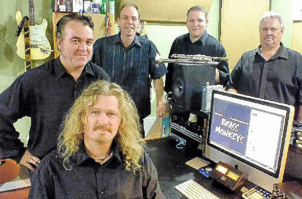 Bundaberg band Brass Monkeys has been making a name for itself around the region with a huge variety of songs.
