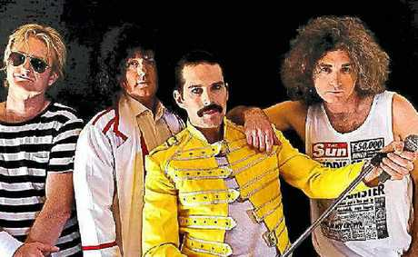 Killer Queen is not to be missed at its free show at the Grafton District Services Club on Saturday night.