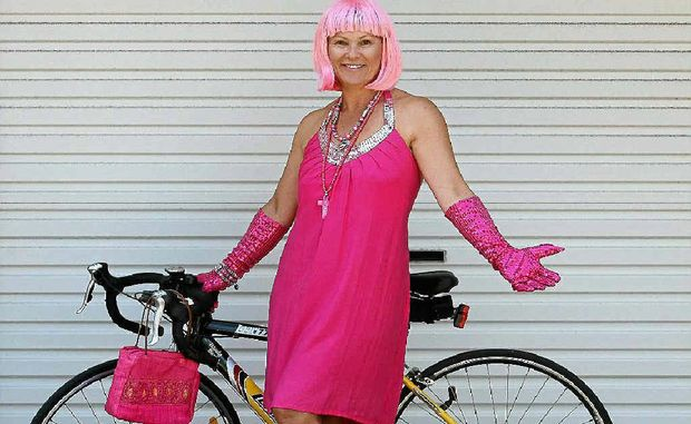 Breast cancer survivor Wendy Barnes is hosting a Pink night.
