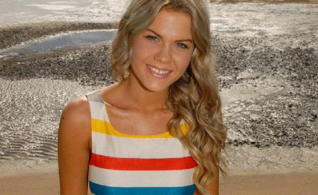 Miss Universe Australia finalist Brooke Nash is happy to call Mackay home and enjoys living at Slade Point.