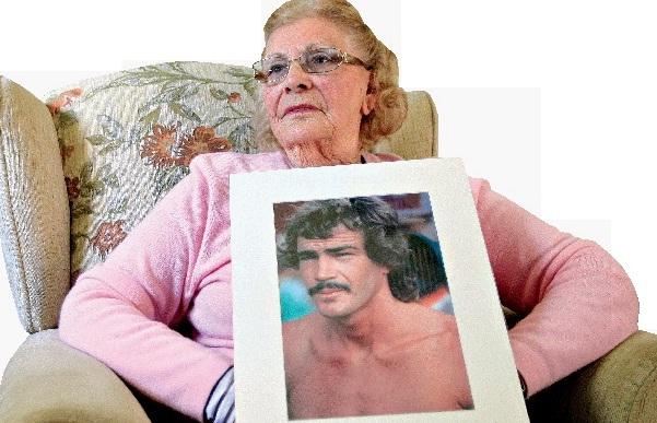 Joan Watt remembers her son as a true gentleman who simply loved the ocean.