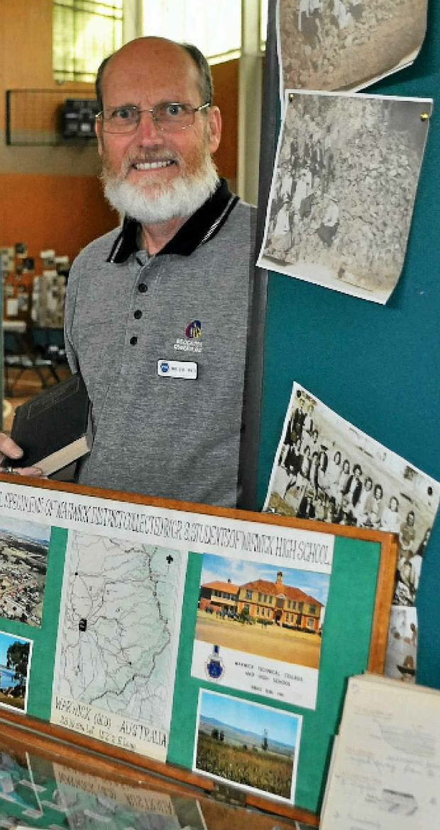 Stuart Watt is one of the longest-serving teachers at WSHS.