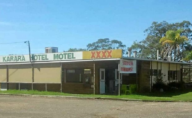 The Karara Hotel Motel is under new management.