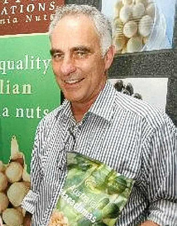 Australia Macadamia society CEO Jolyon Burnett believes the buildings should be leased.
