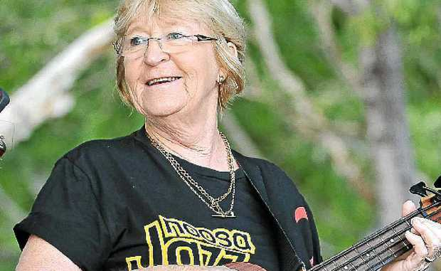 Brenda Withers will perform as part of All Strung Out trio.