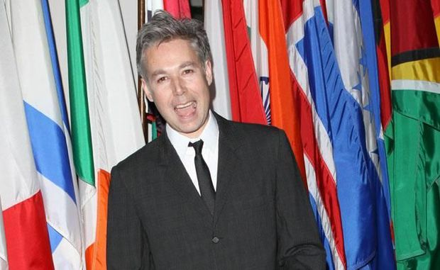 Beastie Boys rapper Adam Yauch.