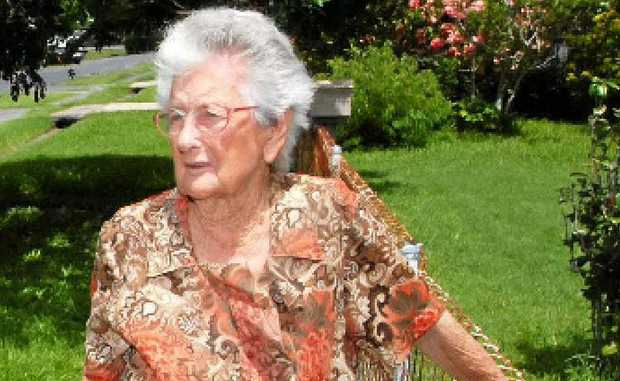 Eileen Welch has some wise words as she turns 100 today – live each day as it comes.