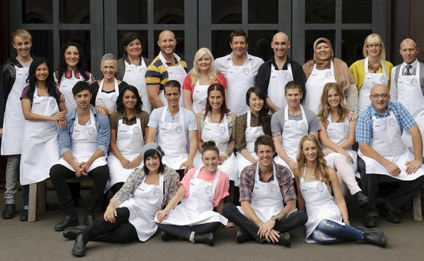 The MasterChef Top 24.