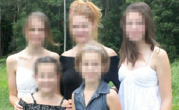 The girls - aged 15, 13, 11 and nine - reportedly will remain in foster care until the matter is resolved.